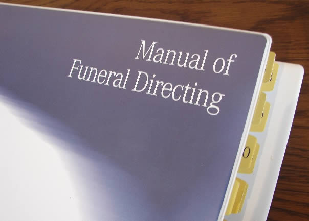 How To Be A Funeral Director