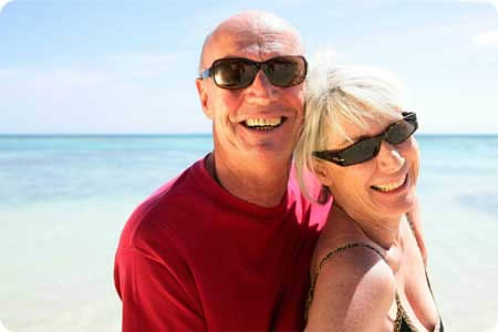 Over 50s travel