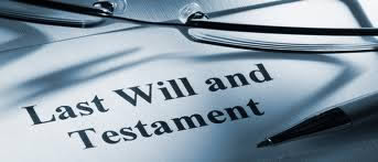 Have your parents made a Will?
