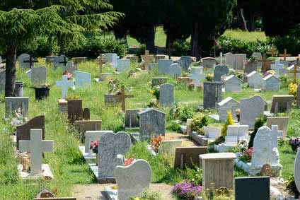 Soaring funeral costs see record levels of funeral plans sold