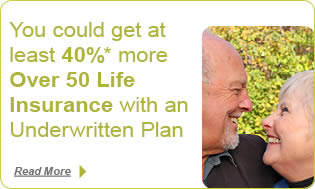 Compare Over 50 Life Insurance