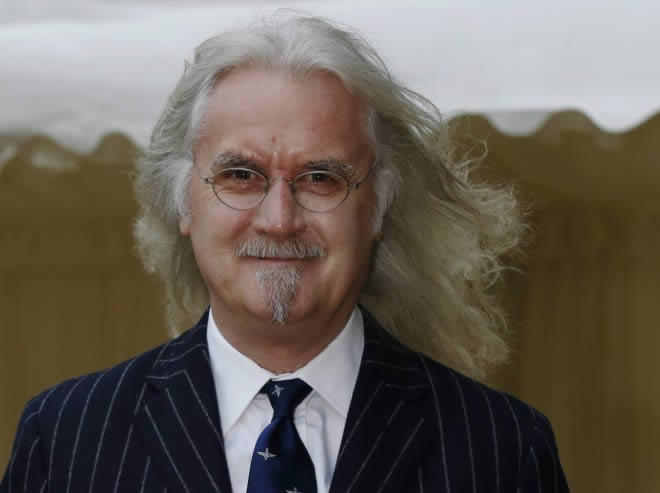 What do Billy Connolly and Ashley Shepherd have in Common?