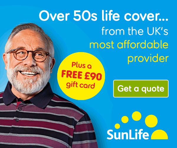 sun life over 50 life insurance