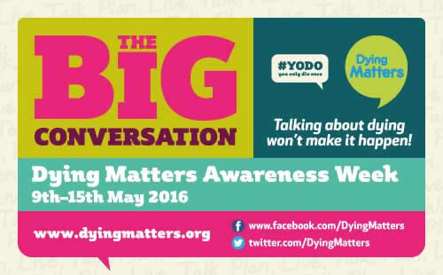 Dying Matters the Big Conversation Image