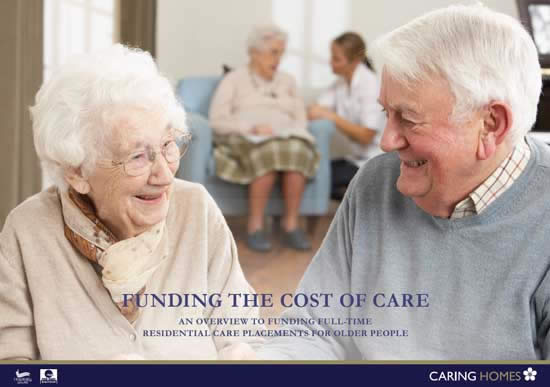 "2014 Care Act explained in new ""Funding the Cost of Care"" guide Image"