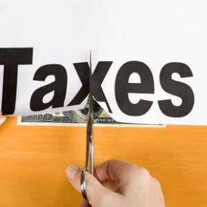 Tempting tax breaks Image
