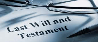 Have your parents made a Will? main image