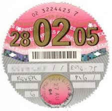 Saying Goodbye to the Tax Disc Image