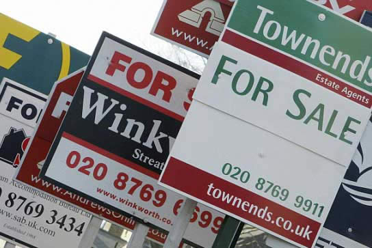 No more Stamp Duty on properties worth less than £500,000? Image