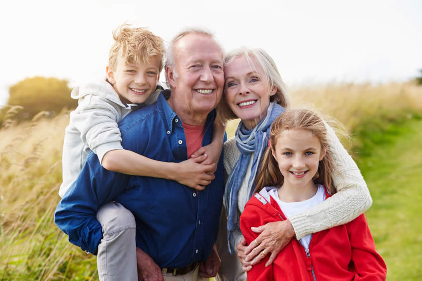 £400bn of wealth to be left by grandparents in their Wills main image