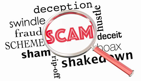 Pension scam - take care of your pension pot main image