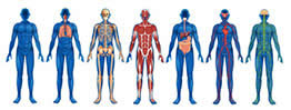 graphic of medical people