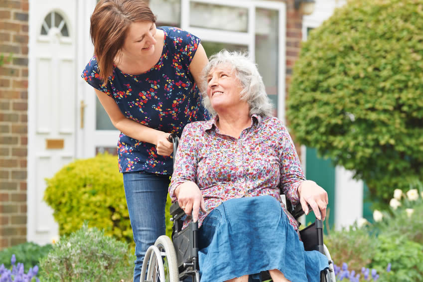 long term care support