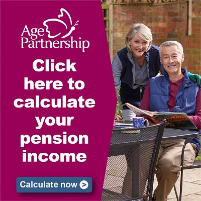 age partnership pension banner